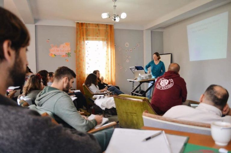YWAM Durres B2B lecture