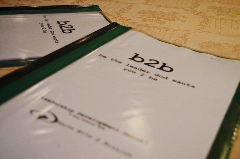 b2b training